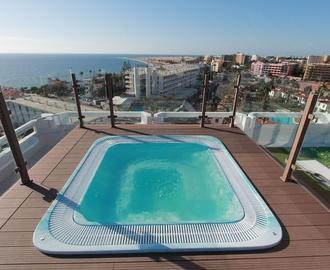 Jacuzzi Hotel Caserio Playa del Inglés