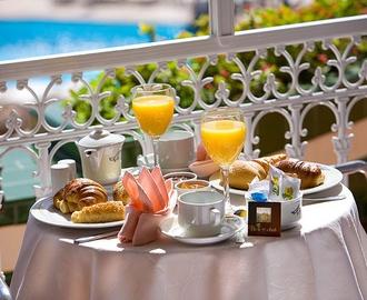 Frühstück Hotel San Agustín Beach Club Gran Canarias San Agustín