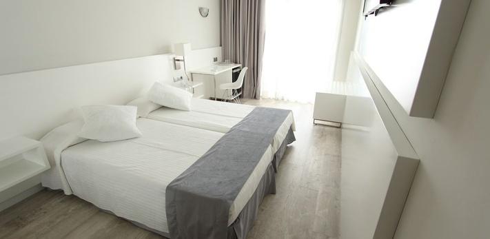 EINZELZIMMER Hotel Caserio