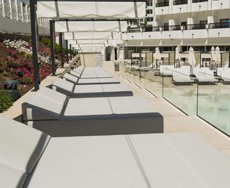 Solarium Hotel Caserio Playa del Inglés