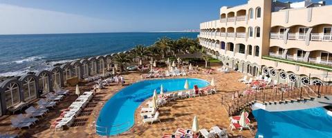 AUSSENPOOLS Hotel San Agustín Beach Club Gran Canarias